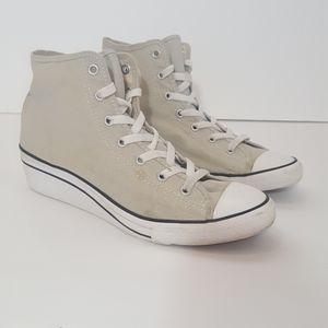 Converse Heel High Tops